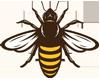 In den letzten Jahren zeigt sich ein dramatischer Rückgang an Bienen in der Natur. Mit blütenreichen Gärten in Dörfern und Städten kann den Bienen der notwendige Lebensraum geboten werden.